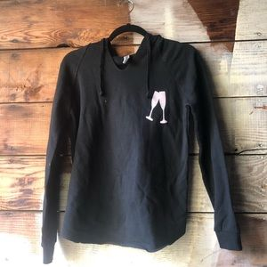The Morning Toast Hoodie Assorted Sizes XS-2XL